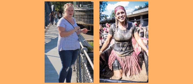 40 Kilo abnehmen - Jessis Geschichte