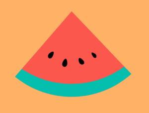 Wassermelonen bestehen zum Großteil aus Wasser und haben daher eine entwässernde Wirkung.